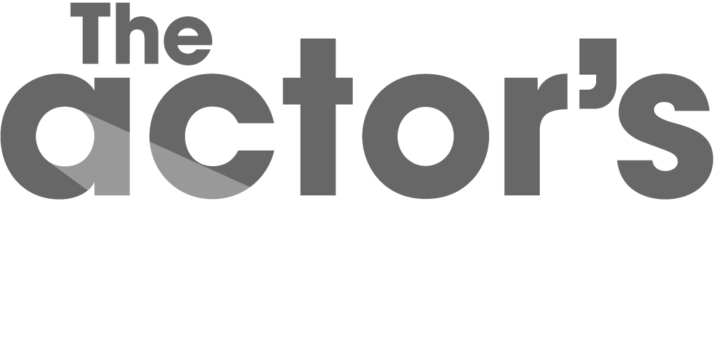 Actor's Life Logo - Acting business logo